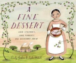 fine dessert