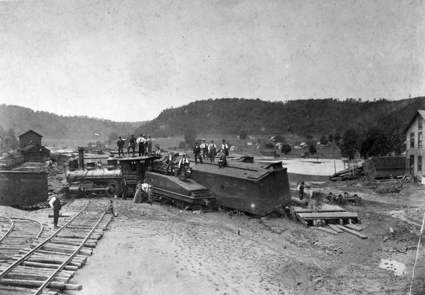 1898: Stump Dodger Derailment