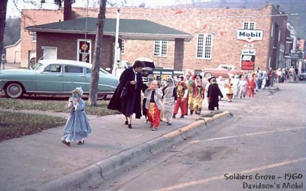 1960: Davidson Mobil