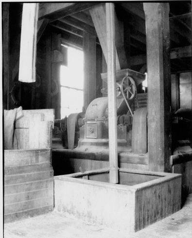 Date?: Inside dam and mill