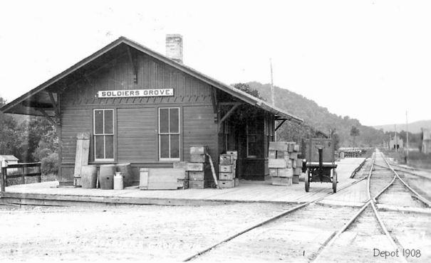 1908: Depot